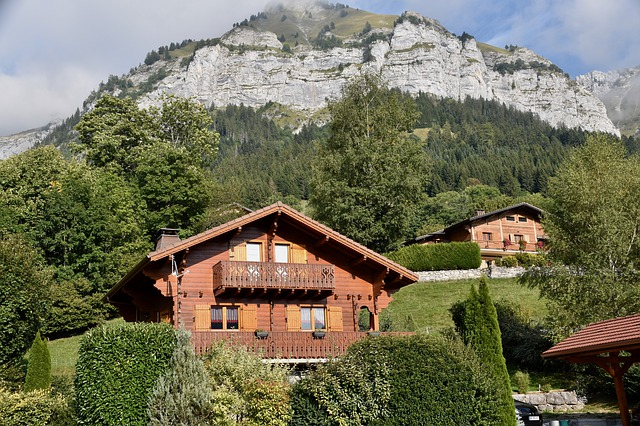 Chalet for sale in french alps